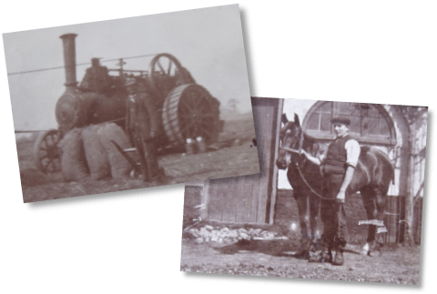 yare valley farming of old