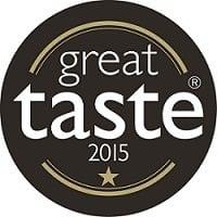 Great taste awards 2015
