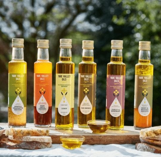 Yare valley rapeseed oil